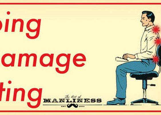 How to Undo the Damage of Sitting - The Art of Manliness
