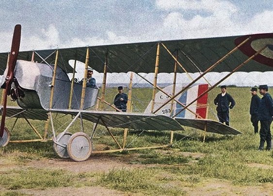 World War I Color Photography: Rare Images from a Black and White Era | New Republic