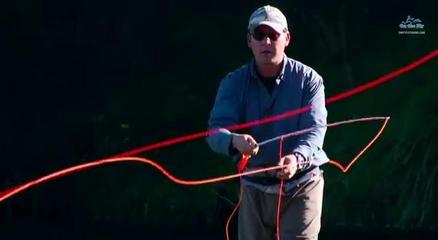 Mending Fly Line to Control Speed | Chucking Fluff
