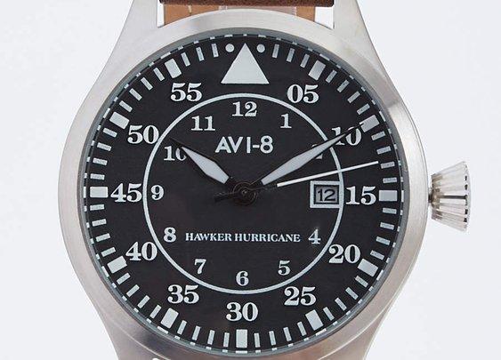 Hawker Hurricane Date Watch - AVI-8 - Watches : JackThreads