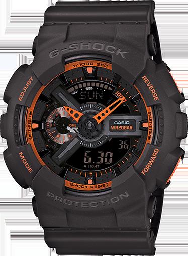 GA110TS-1A4 - Classic - Mens Watches | Casio - G-Shock