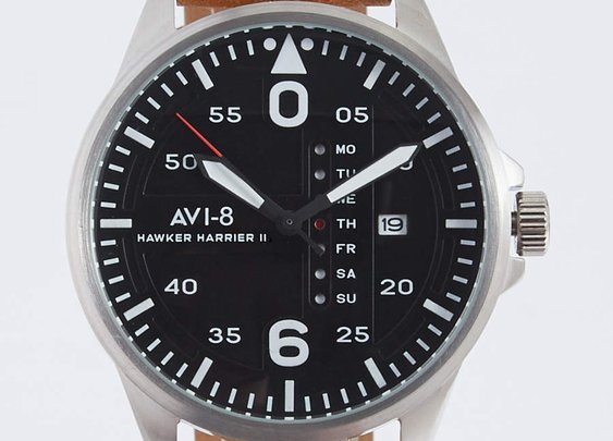 Hawker Harrier II Watch - AVI-8 - Watches : JackThreads