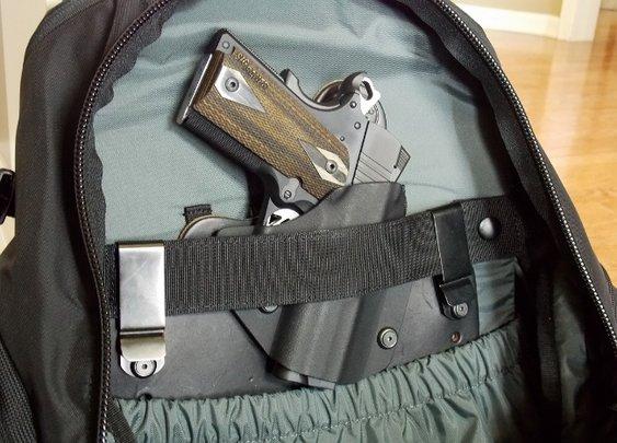 Camelbak Dispatch Concealment Pack | Loaded Pocketz