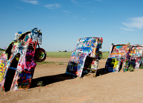 27 Sights On Route 66 That Take You Back in Time