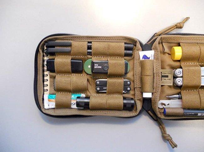 THE-E Pocket Organizer | Loaded Pocketz