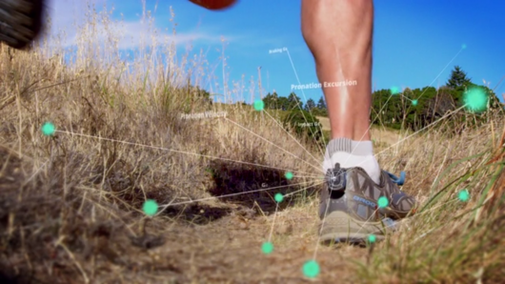 runScribe wants to hitch a ride on your shoe to analyze your run