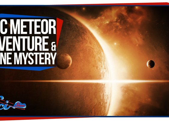 Epic Meteor Adventure and Ozone Mystery - YouTube