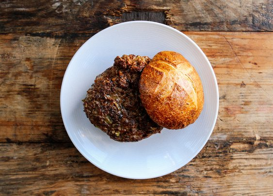 Provisions: The Hemingway Burger | Huckberry