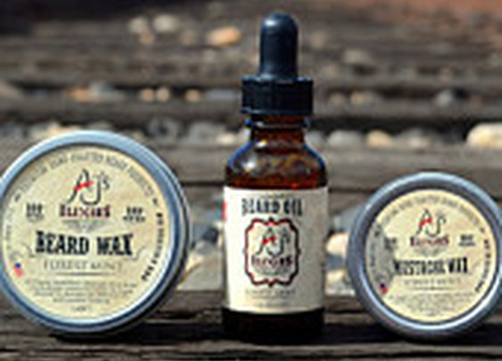 AJs Elixirs - Premium Organic Beard Care Products