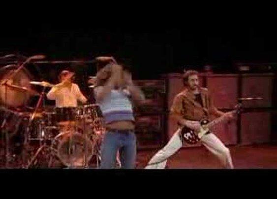 The Who Shreds - YouTube
