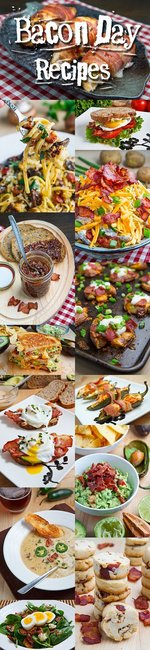Closet Cooking: Bacon Day Recipes