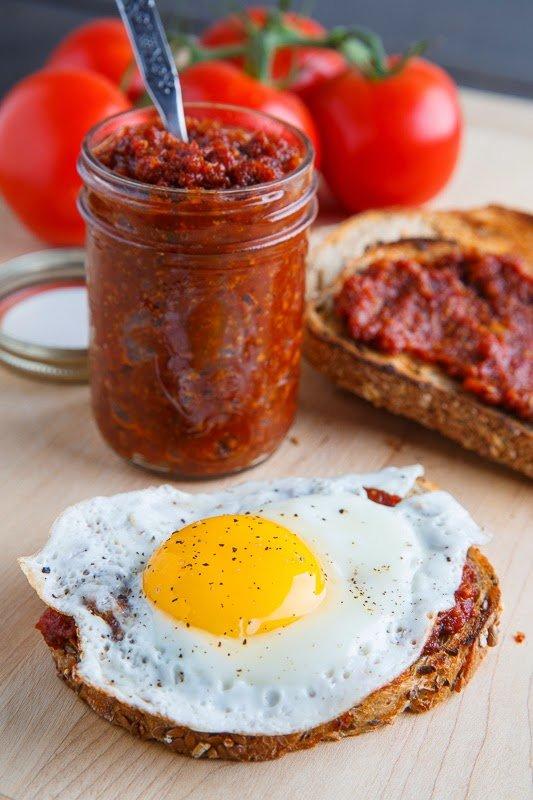 Closet Cooking: Slow Roasted Tomato Bacon Jam