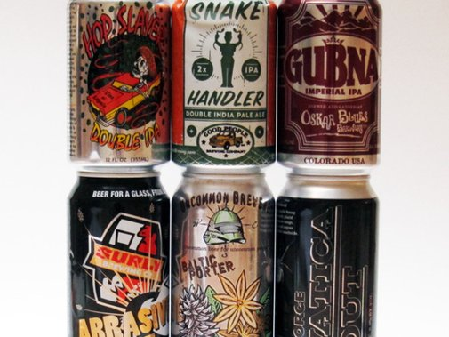 6 Extreme Canned Beers You Should Know | Serious Eats