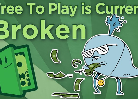 Extra Credits - Free to Play Is Currently Broken - How High Costs Drive Players Away from F2P Games - YouTube