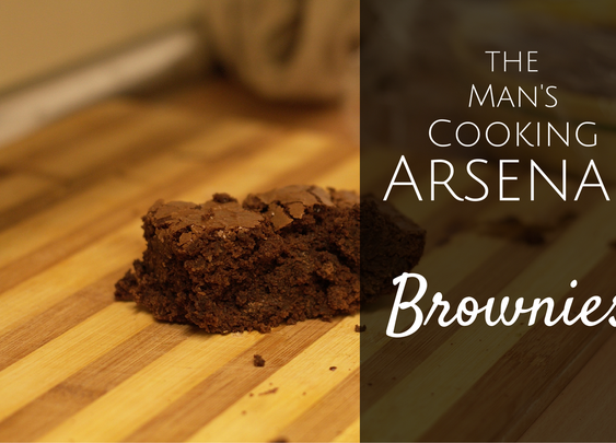 The Man's Cooking Arsenal: Brownies