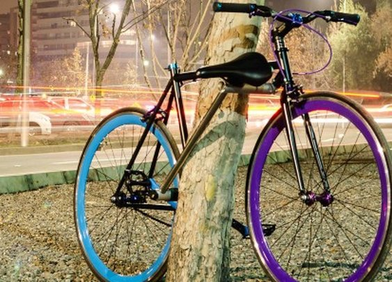 Is this really the world's first unstealable bicycle?