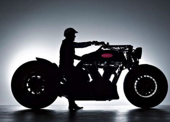 Gunbus 410 - World's Biggest Motorcycle