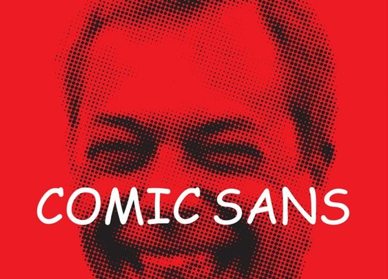 Comic Sans: the typeface that came in from the cold | New Statesman
