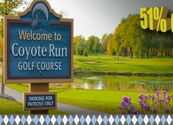 Coyote Run Golf Course Golf Deal by More Golf Today Golf Deals