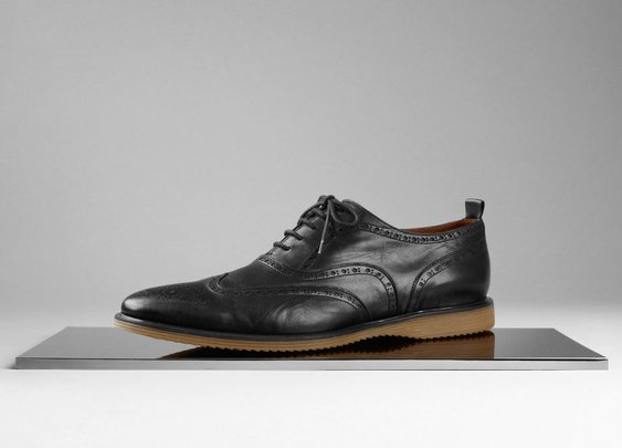 Shoes - Brogues rubber sole