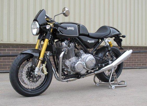 Norton 961 Cafe Racer Motorcycle