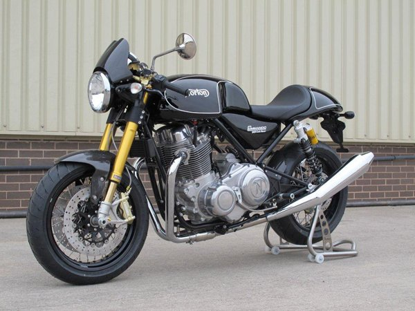 Norton 961 Cafe Racer Motorcycle