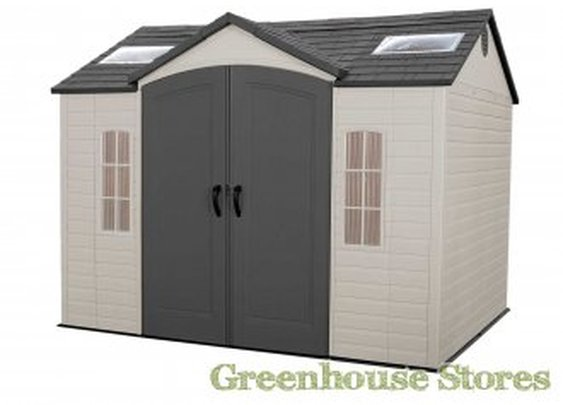 Lifetime Plastic Sheds for Sale | Greenhouse Stores