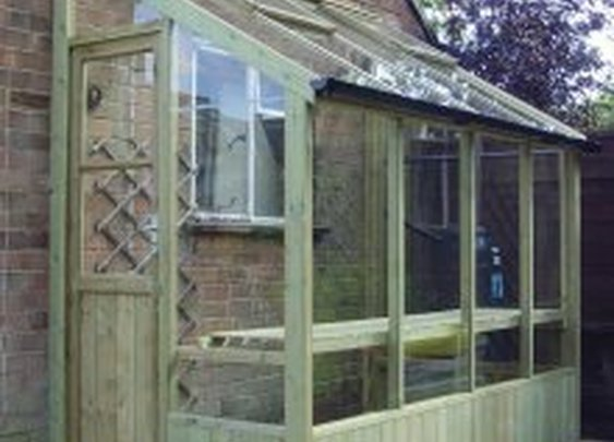 Lean-to Greenhouses for Sale | Greenhouse Stores