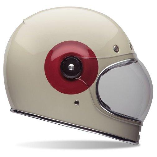 Bell Bullitt TT w/ bubble shield