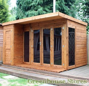 Summerhouses for Sale | Greenhouse Stores
