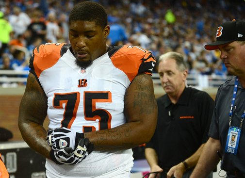 Bengals bring back Still to help him pay for daughter's cancer treatment