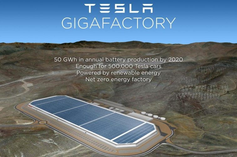 Tesla Gigafactory will be located in Nevada | Digital Trends