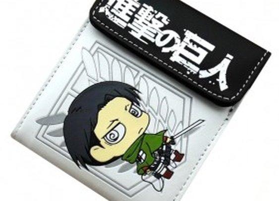 Attack on Titan Cartoon Wallet