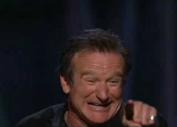 Robin Williams Live on Broadway - Biblical History - YouTube