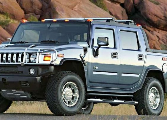 The Ten Most Useless Trucks Ever Built
