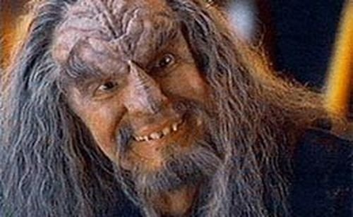 Father Speaks Only Klingon Until Son Turns Three