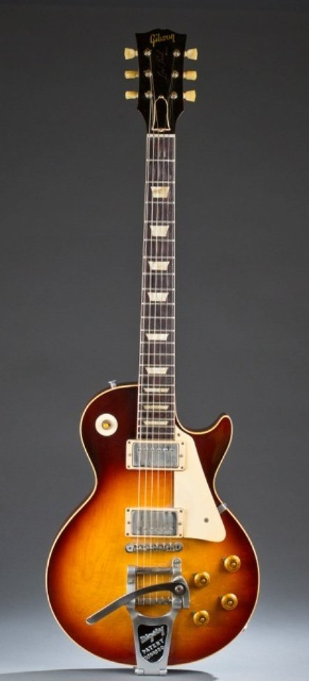 One careful owner: The story of a desirable vintage guitar about to be auctioned