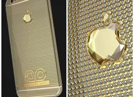 The World Most Expensive iPhone 6 Costs $2.7 million
