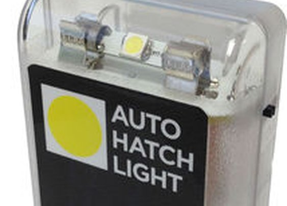 The Auto Hatch Light - $19.99