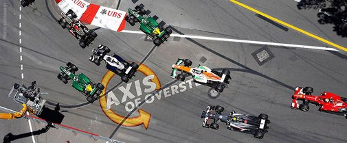 Axis Of Oversteer: Experience the whole Italian Grand Prix from inside the cars.