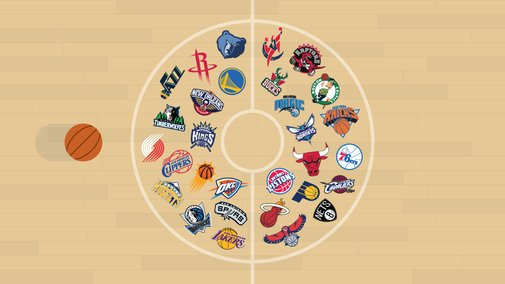 The Definitive NBA Court Design Power Rankings «