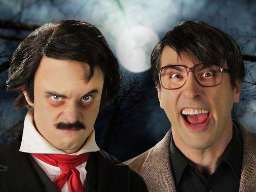 Stephen King vs Edgar Allan Poe. Epic Rap Battles of History Season 3. - YouTube