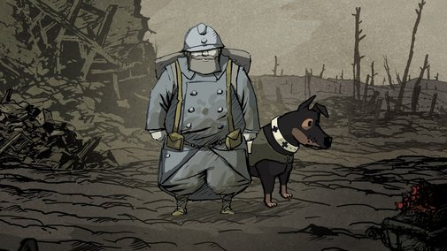 Valiant Hearts: The Great War - Review - YouTube