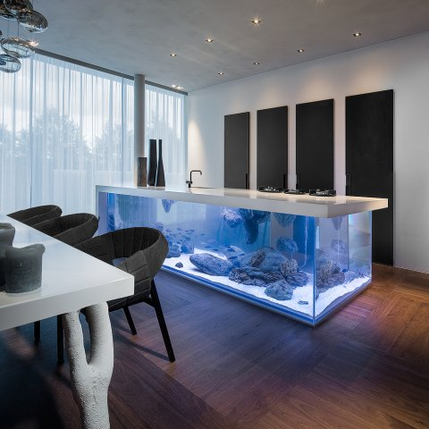 'Ocean' Kitchen