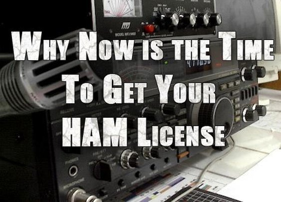 Why Now Is the Time to Get Your Ham License | Tactical Intelligence | Survival Tactics for Preppers
