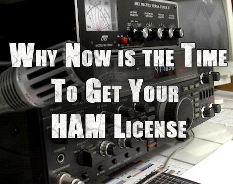 Why Now Is the Time to Get Your Ham License   Tactical Intelligence   Survival Tactics for Preppers