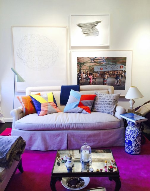 How To:  Hang Your Artwork and Not Screw It Up   Apartment Therapy