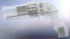 3D Printed Revolvers: This could be a game changer...