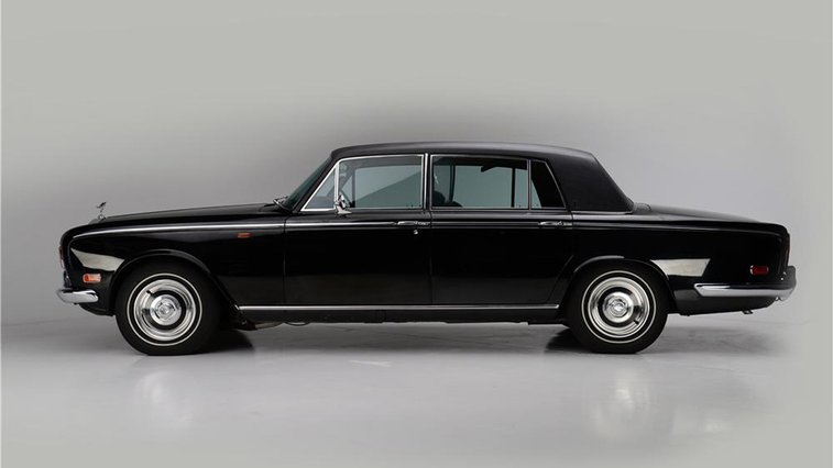 Johnny Cash's Rolls-Royce Silver Shadow Is For Sale - Road & Track