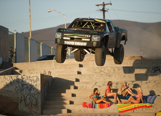 Monster Energy: Ballistic BJ Baldwin Recoil 2 - Unleashed in Ensenada, Mexico
